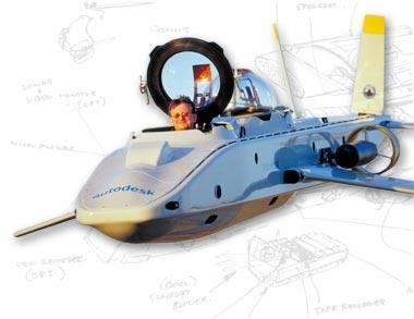 Deep Sea Aviator